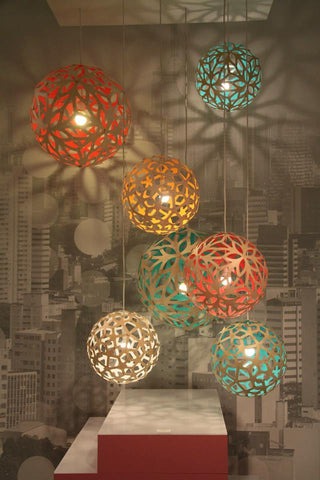 Floral pendant light lighting collective aloadofball Image collections