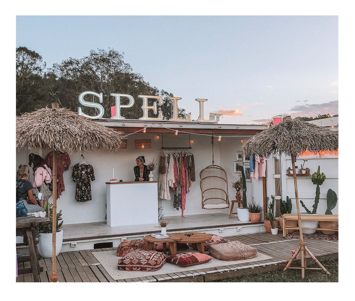 Festival Event Design | Spell & The Gypsy Collective | Lighting Collective
