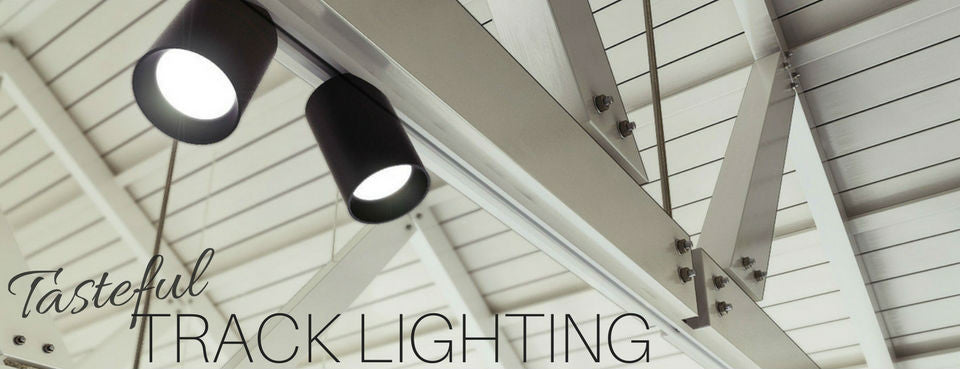 Tasteful Track Lighting | Track Lighting Guide | Lighting Collective