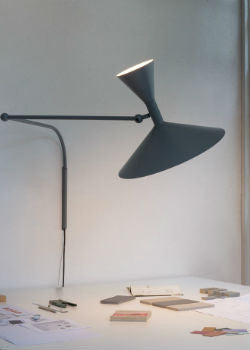 1952 Adjustable Wall Light by Le Corbusier | Lighting Collective