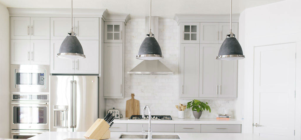 Hamptons Pendant Lights Kitchen | Lighting Collective