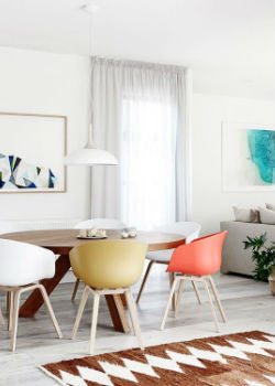 Scandinavian Style Dining Room Pendant | Lighting Collective