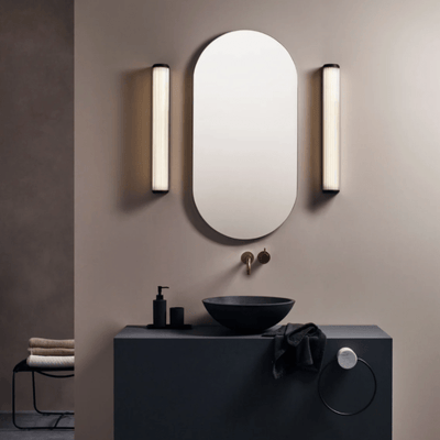 Contemporary Vanity Light | Assorted Finishes
