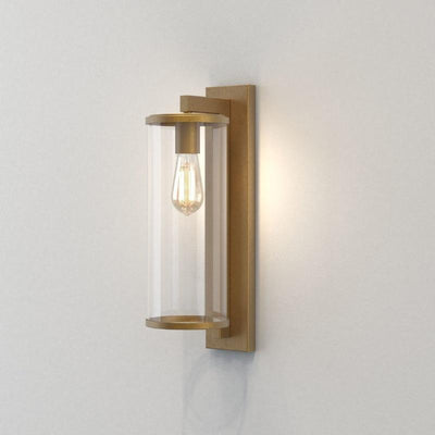 Modern Lamp Wall Light | Varied Finishes | Lighting Collective
