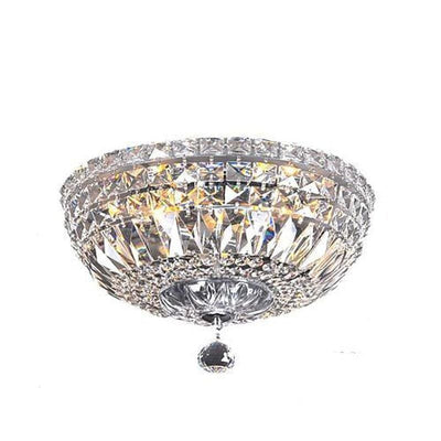 Sparkling Crystal Ceiling Light-Ceiling Lights-Lighting Inspirations (Lode)-Lighting Collective