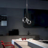 Italian Tri-Bubble Pendant Light | Lighting Collective
