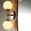 Ineffable Wall Sconce | Antique Brass Finish