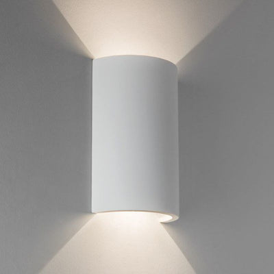 Demi-Cylinder Up-Down Wall Light