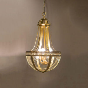 Grand Hamptons Drop Chandelier-Chandeliers-Emac & Lawton-Lighting Collective