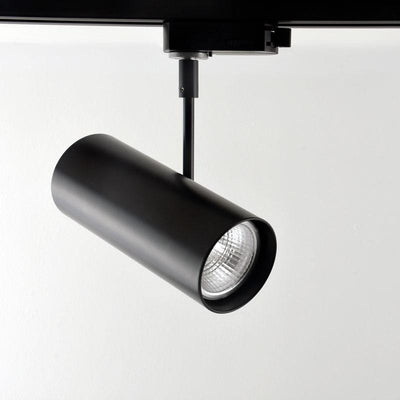 Single LED Minimal Profile Track Light | Black | SALE-R&C Agencey-Lighting Collective