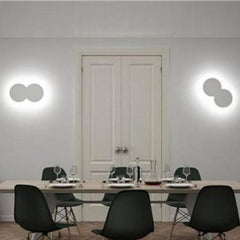 Contemporary Adjustable Wall Light - Interior