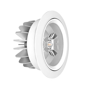 Brightgreen D900 Classic Curve LED Downlight | 55º Silver | SALE-Brightgreen-Lighting Collective