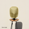 Contemporary Brass Mesh Table Lamp