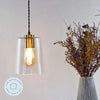 Vintage Glass Pendant Light | Assorted Sizes