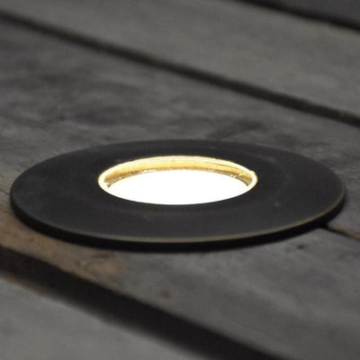 Phoenix Brass Inground Uplight-Deck Lights-Aqualux-Lighting Collective