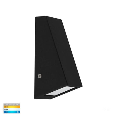 Square Wedge Wall Light | Assorted Finish | TRIColour black small