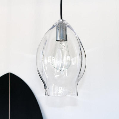 Handcrafted Glass Pendant-Pendants-SØKTAS-Lighting Collective