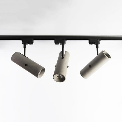 BENTU LV Concrete Track Light | Kit | 2M & 3 Lights | S-Component | Lighting Collective
