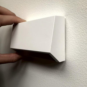 Modern White LED Step Surface Mount Light | Small | SALE