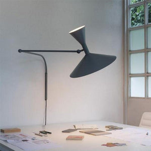 1952 Designed Adjustable Wall Lamp | Assorted Configurations-Wall Lights-Nemo (Studio Italia)-Lighting Collective
