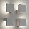 Italian Contemporary Geometric Outdoor Wall Light | Lighting Collective