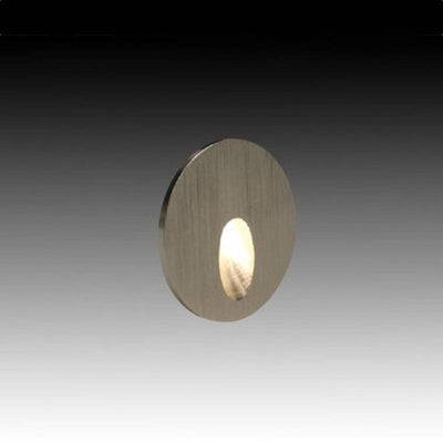 Round Slot LED Recessed Wall Light | SALE