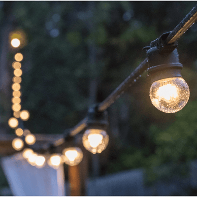 LED Festoon Lighting Commercial | Assorted Lengths-Festoon Lights-Aqualux-Lighting Collective