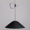 Leather Pendant Light Natural