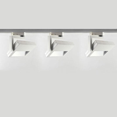 LED Wide Beam Wall Washer Track Kit 1.2M & 3Light | White | Black | S-Component-Track Lighting-Gentech (R&C Agency)-Lighting Collective