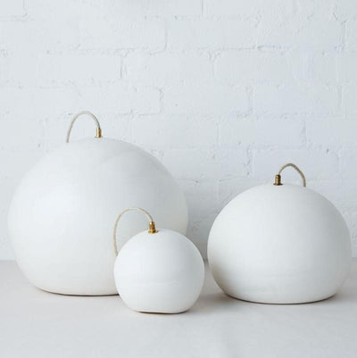 Handmade Australian Orb Pendant Light - Lighting Collective