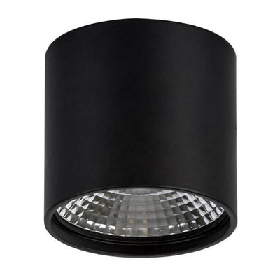 Surface Mounted Black LED Downlight / Assorted Colour-Ceiling Lights-Havit-Lighting Collective
