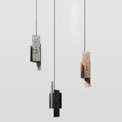 Terrazzo Piece Pendant Light  | Lighting Collective