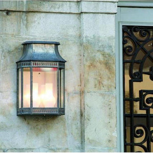 Classic French Wall Lantern | Assorted Finishes-Wall Lights-Roger Pradier (Form)-Lighting Collective