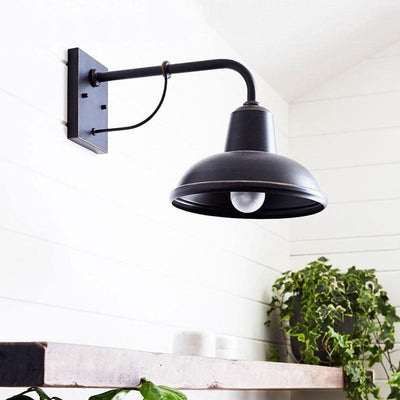 Urban Industrial Wall Light-Wall Lights-Lighting Inspirations (Lode)-Lighting Collective