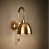 Traditional Antique Brass Wall Lamp | Assorted Finishes