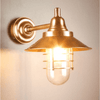 Industrial Antique Wall Lamp | Assorted Finishes