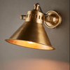 Traditional Antique Wall Light | Assorted Finish brass