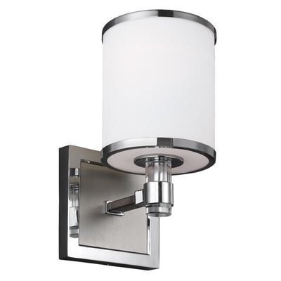 Sleek Hamptons Style Wall Light-Wall Lights-ELSTEAD (Lightco)-Lighting Collective
