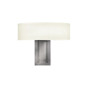 Hamptons Rounded Wide Shade Wall Light | Lighting Collective