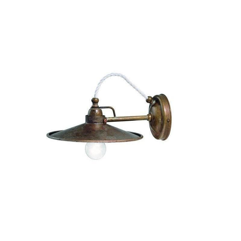 Brass or Iron Wall Light - Bathroom