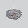 Artistic Mesh Pendant | Assorted Finish steel small