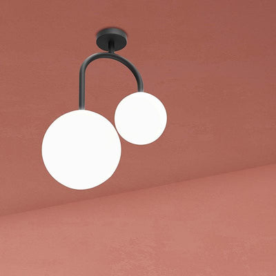 Cosmos Ceiling Pendant Light | Assorted Finish Black small