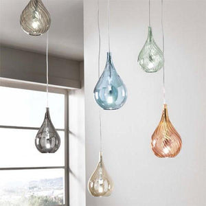 Italian Glass Decorative Pendant Light | Cluster-Pendants-Cangini & Tucci (Studio Italia)-Lighting Collective