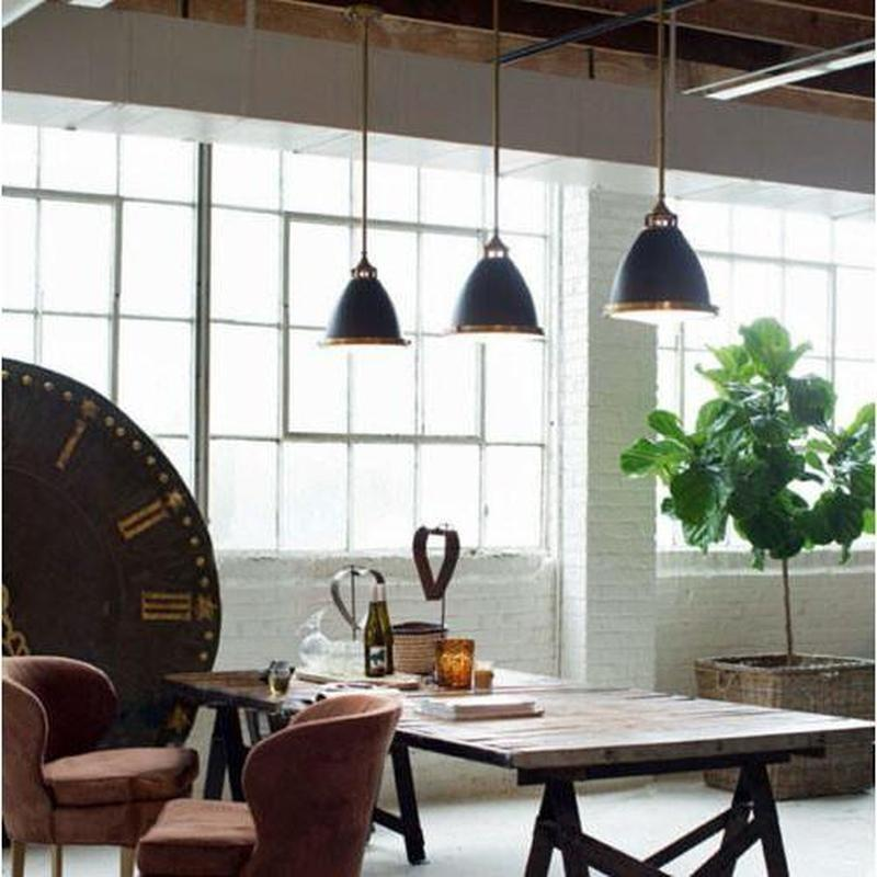 Contemporary Rod Pendant Light | American Made