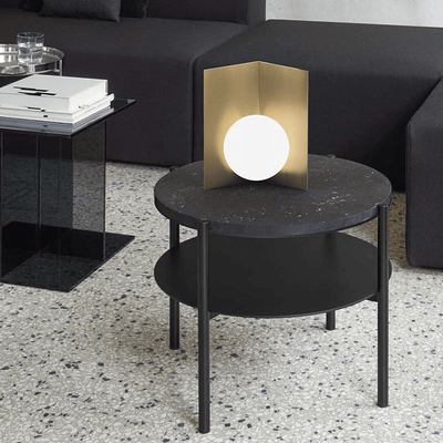 Contemporary Italian Folded Table Light