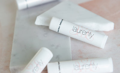 get a laurenly lip balm