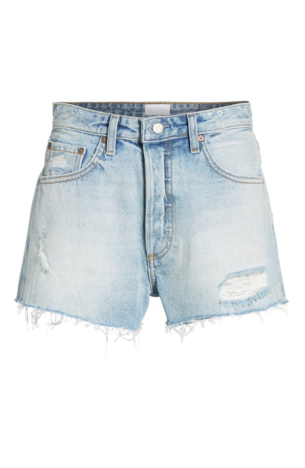 Boyish The Cody High Rise Cut Offs in La Dolce Vita
