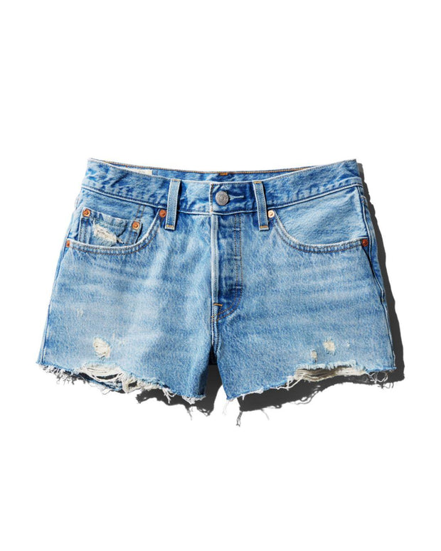 Levi's 501 Shorts in Luxor Light
