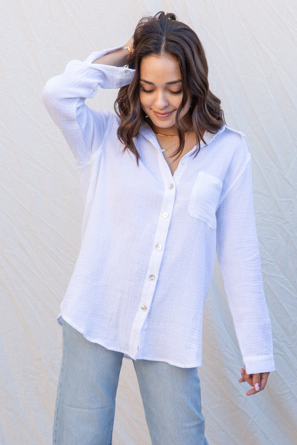 Guild Adeline Button Up