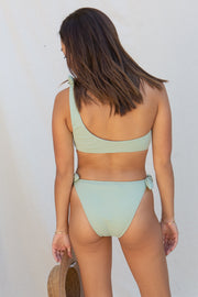 MinkPink Marseille Tie Side Bottoms